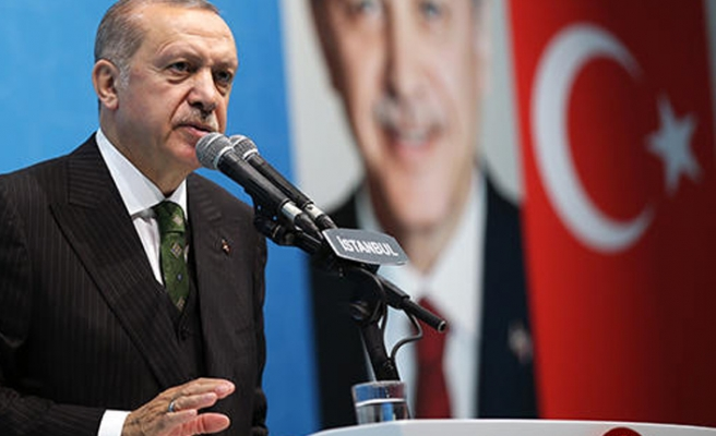 Cumhurbaşkanı Erdoğan'dan polislere müjde