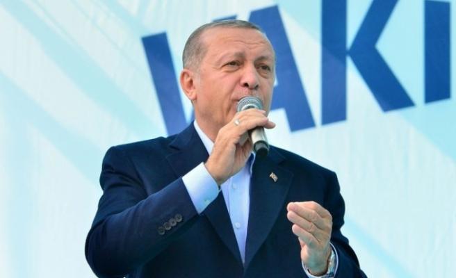 Erdoğan, açılış tarihini açıkladı
