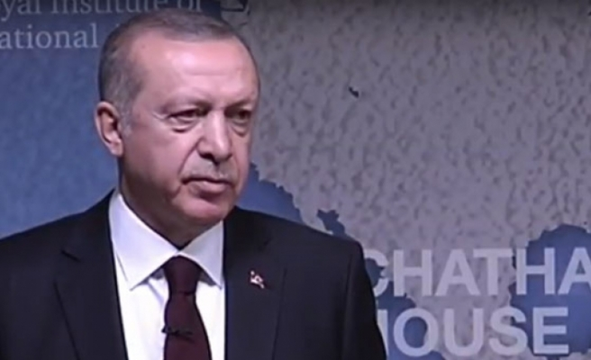 Erdoğan'dan son dakika ABD açıklaması