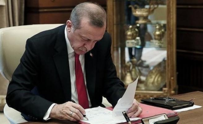 Erdoğan imzayı attı: 4 ile yeni vali