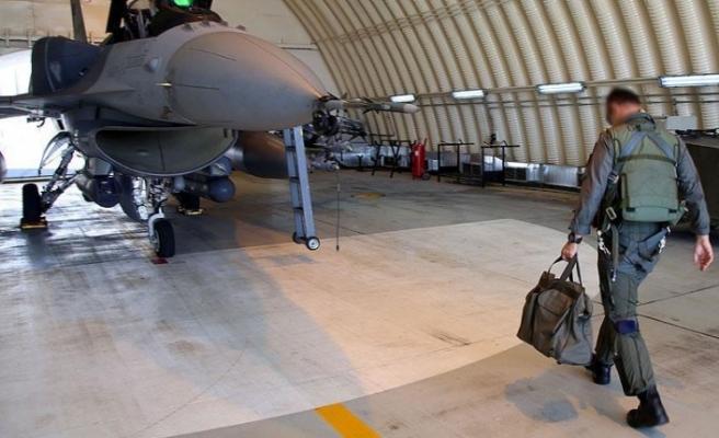FETÖ'nün Hava Kuvvetleri Komutanlığı yapılanmasına operasyon