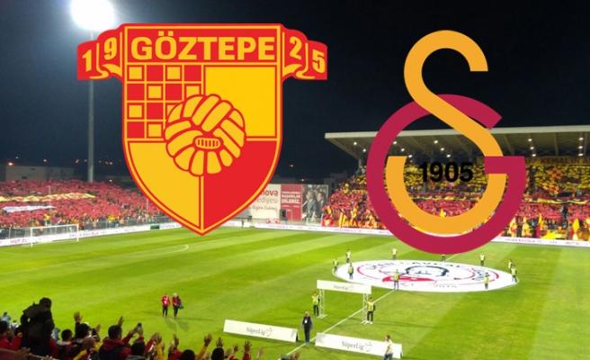 Göztepe ve Galatasaray 52. randevuda