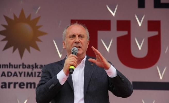 İnce'den CHP listeleri için ilk açıklama