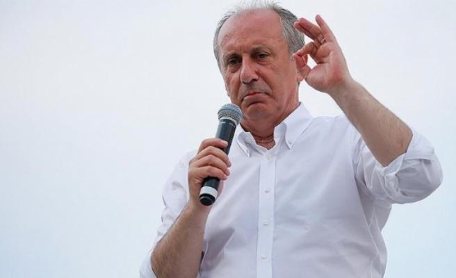 İnce'den Erdoğan'a kukla tepkisi