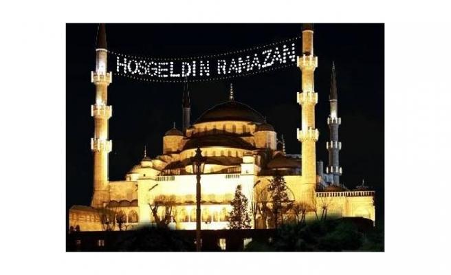 İstanbul ilk iftar ve sahur vakitleri!