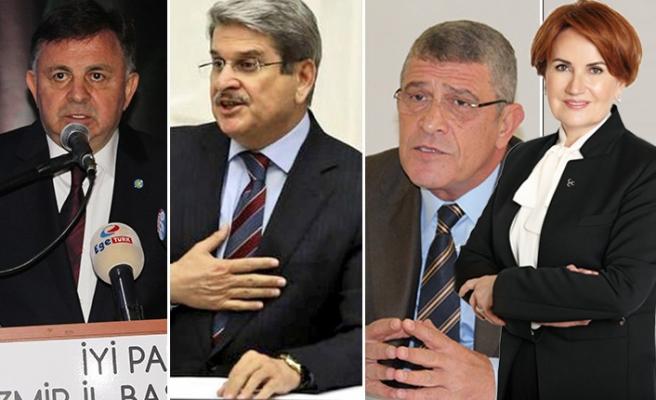 İYİ Parti İzmir'de kulisler çalkalanıyor: İşte öne çıkan isimler