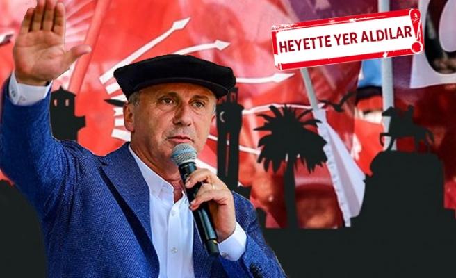 İzmirli başkanlara 'İnce' davet