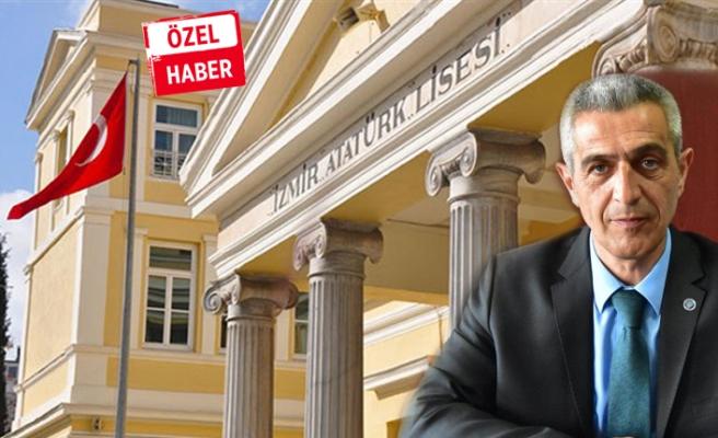 İzmir Marşı'na tepki göstermişti: O müdüre sendikadan cevap geldi!