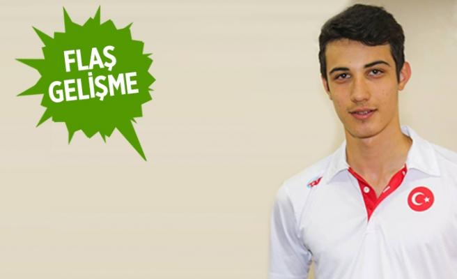 İzmirli Ali Berk dünya üçüncüsü oldu!