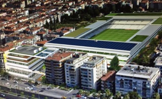 Karşıyaka Stadı için ruhsat sıkıntısı sürüyor