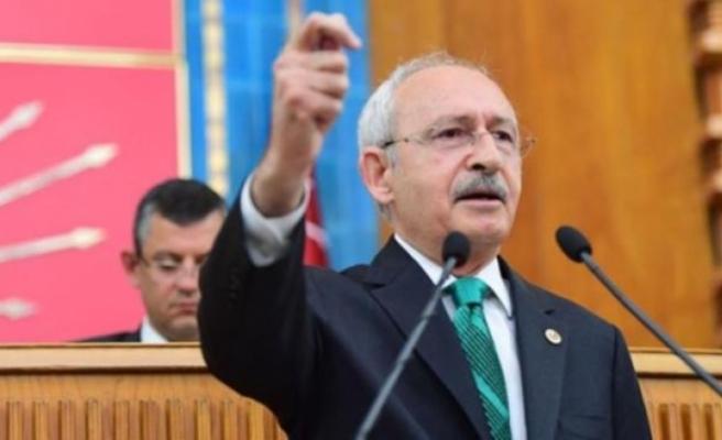 Kılıçdaroğlu: Devleti soyan, yolsuzlukla mücadele eder mi?