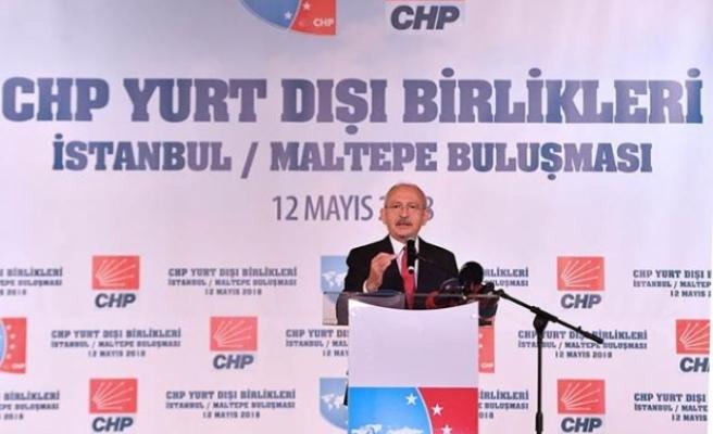 Kılıçdaroğlu: Parti genel başkanı tarafsız olamaz