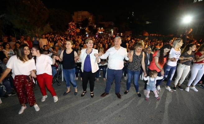 Konak'ta Balkan şenliği: Gültepe'nin kaderi değişecek