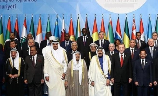 Kritik Filistin toplantısı başladı