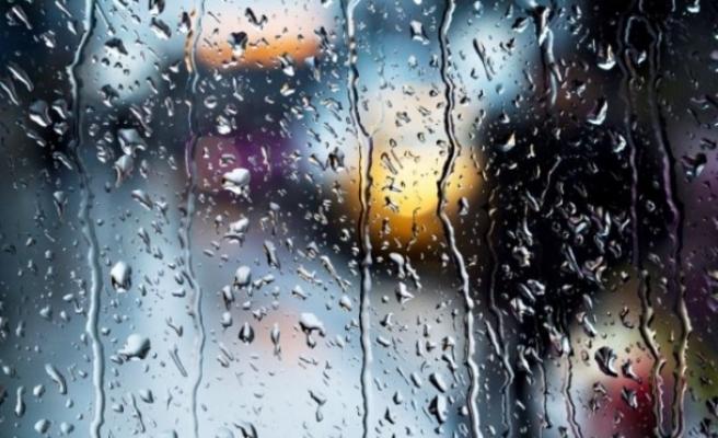 Meteorolojiuyardı:Yağışgeliyor!