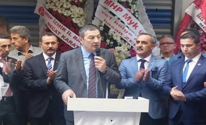 MHP İl Başkanı Karataş'tan iddialı 24 Haziran çıkışı!