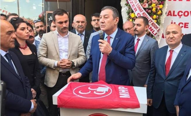 MHP İl Başkanı'ndan, Kocaoğlu'na çok sert sözler