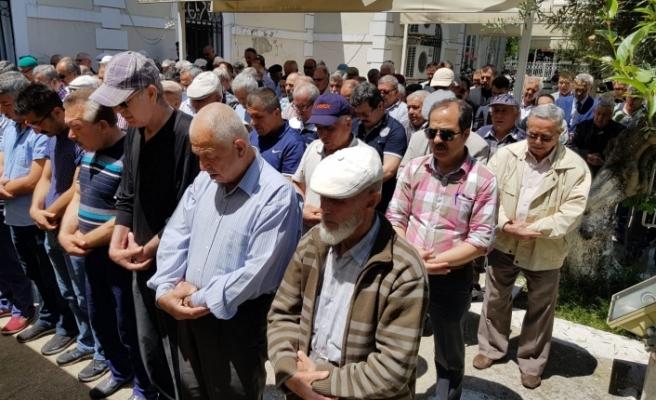 Muğla'da cenaze namazı ve basın açıklaması