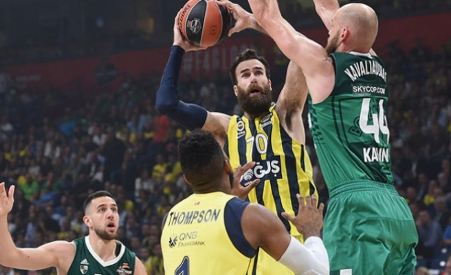 Muhteşem Fenerbahçe! Final Four'da süper zafer...