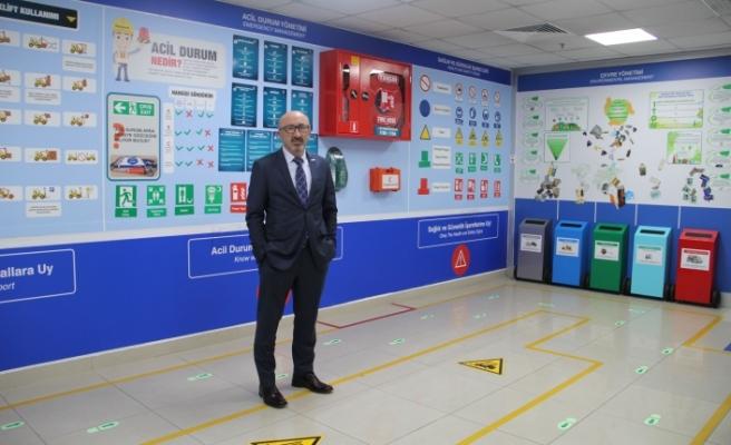 Panasonic, iş güvenliği için farkındalık yaratıyor