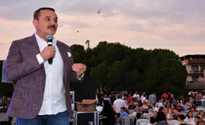 Şengül: Bir bakın, Erdoğan'ın gitmesini isteyenler...