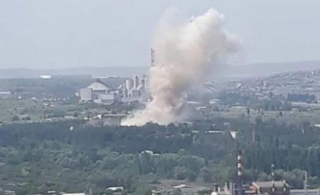 Son dakika: Ankara MKE fabrikasında patlama: Ölü ve yaralılar var