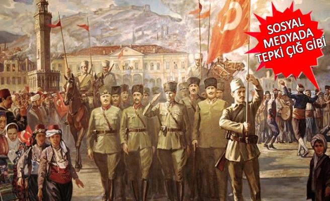 Antalyaspor'da, 'İzmir Marşı' kriz yarattı