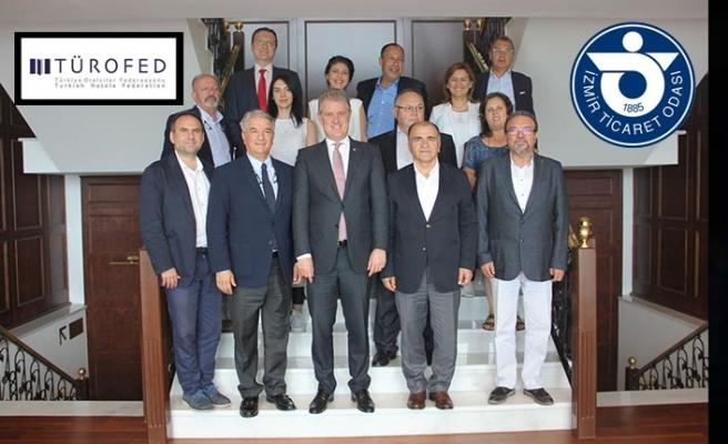 TÜROFED'den İZTO'ya, işbirliği önerisi!