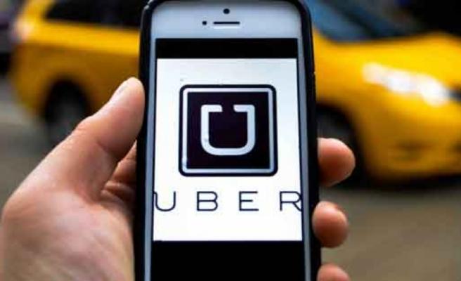 Uber'e şok