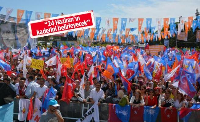 AK Parti'den adaylara 'seçim kılavuzu'