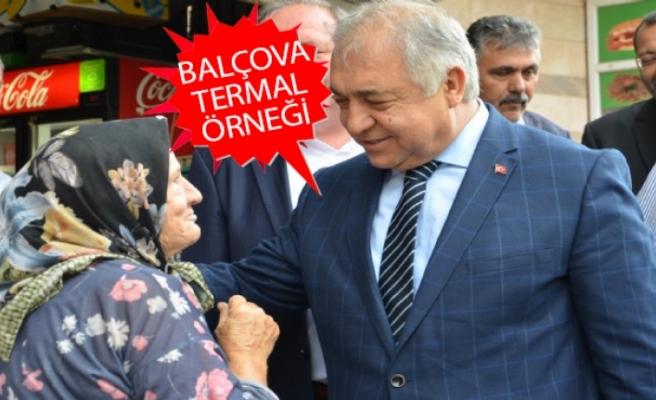 AK Parti İzmir adayı Doğan: Ankara'ya projelerimle gideceğim