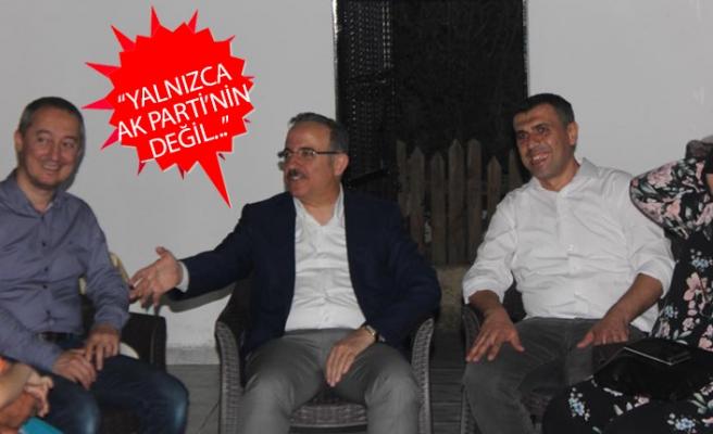AK Parti İzmir Vekili Sürekli: Teröre en büyük darbeyi biz indirdik