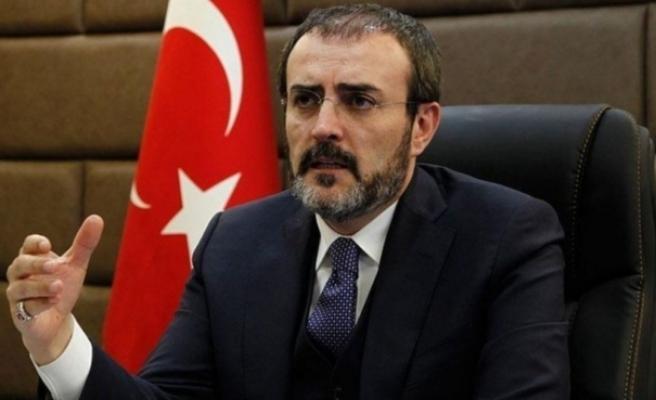 """AK Parti sözcüsü Mahir Ünal'dan """"İnce"""" açıklaması!"""