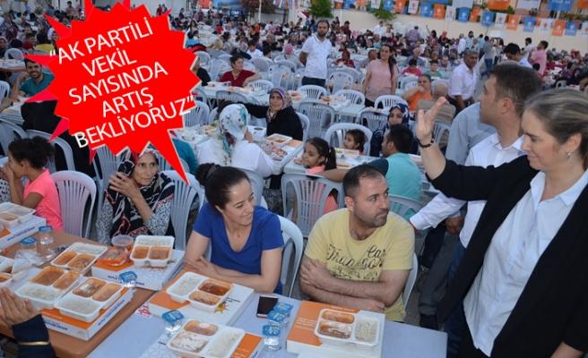 AK Partili Çankırı'dan İzmir'de '3T' vurgusu