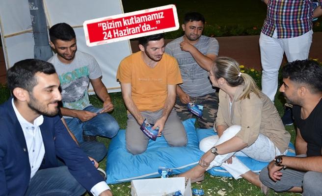 AK Partili Çankırı: Gençler artık siyasette figüran değil!