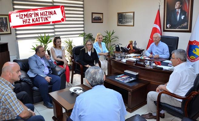 AK Partili Çankırı, iş çevrelerinin dikkatini çekiyor