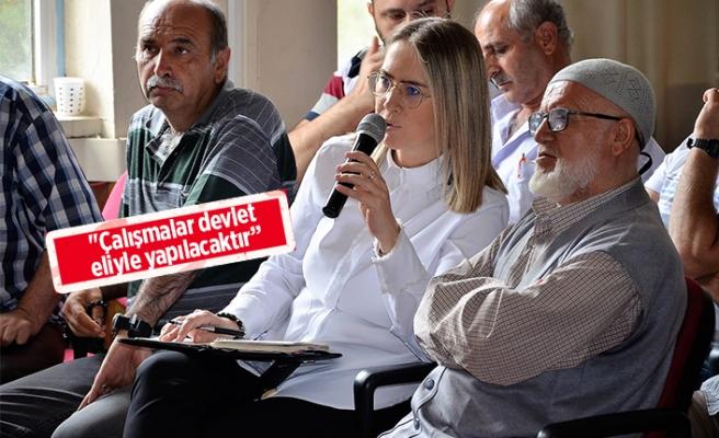 AK Partili Çankırı'dan, imar barışına destek!