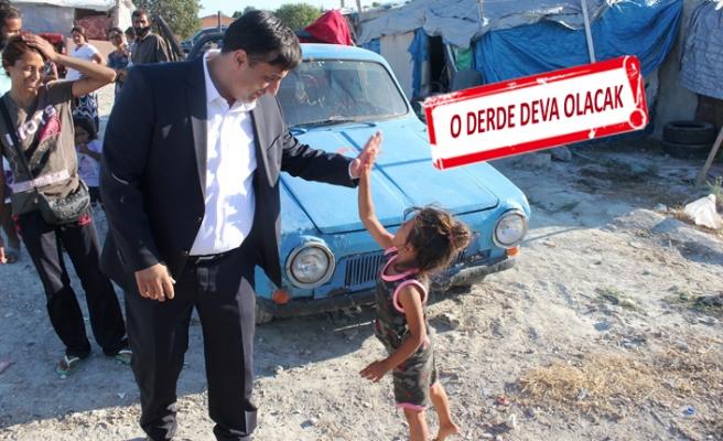AK Partili Cemal Bekle, Romanların konut sorununu çözecek