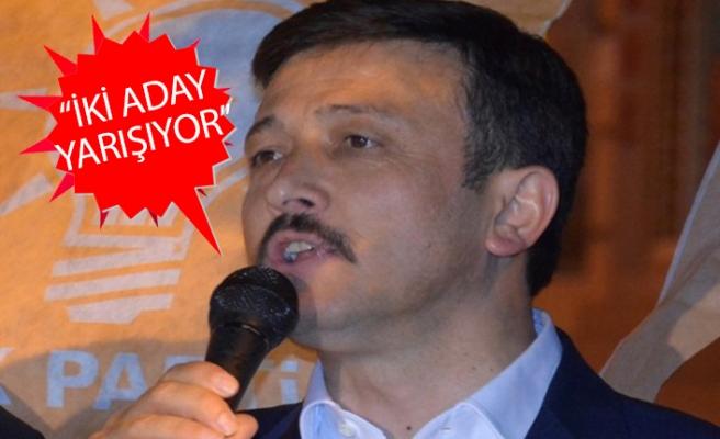 AK Partili Dağ'dan 'anket' açıklaması: Net bir şey var...