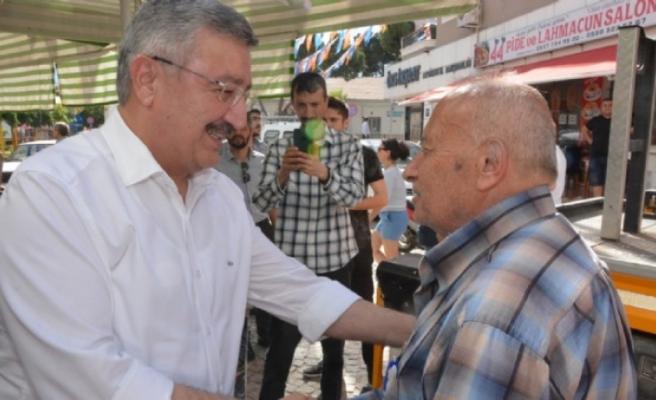 AK Partili Nasır: İzmir'in kaybedecek vakti yok