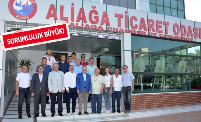 AK Partili Nasır: Kamu yararına olan her konuda...