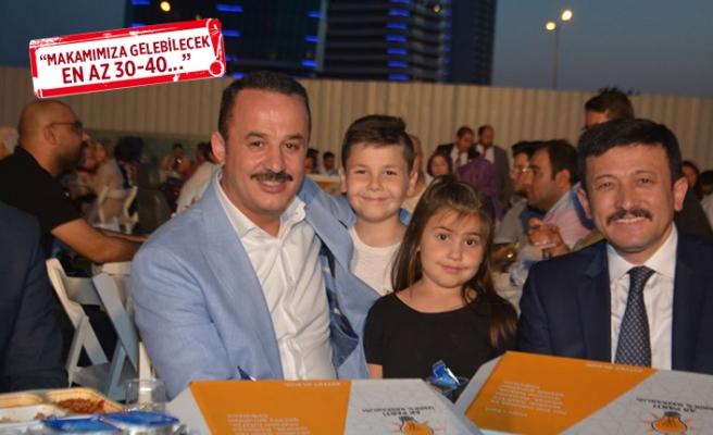 AK Partili Şengül: Gençleri mutlaka dinlememiz gerekiyor