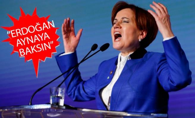 Akşener: İzmir'e üvey evlat muamelesi yaptılar!