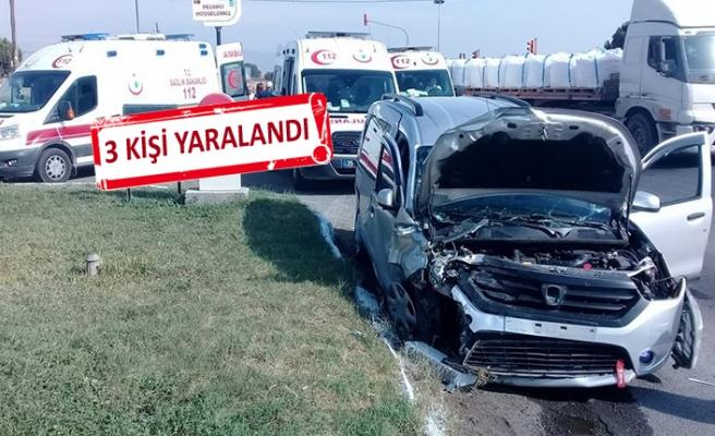Aliağa'da korkunç kaza!