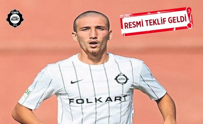 Altaylı Atakan'a Süper Lig kancası