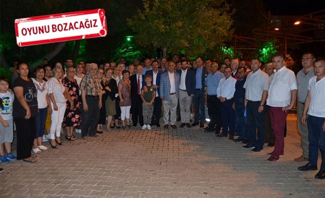 Balkan dernekleri, AK Partili vekil adaylarıyla buluştu