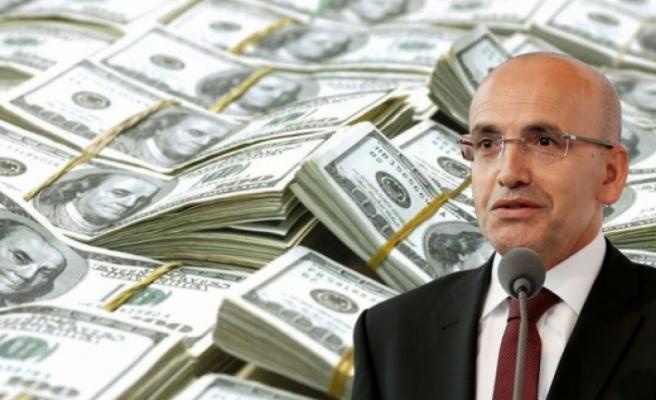Başbakan Yardımcısı Şimşek'ten dolar açıklaması