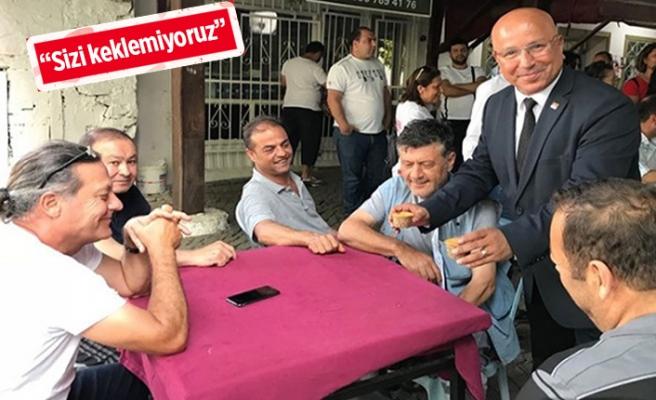 Başkan Fırat'tan 'Millet Kıraathanesi' tepkisi!