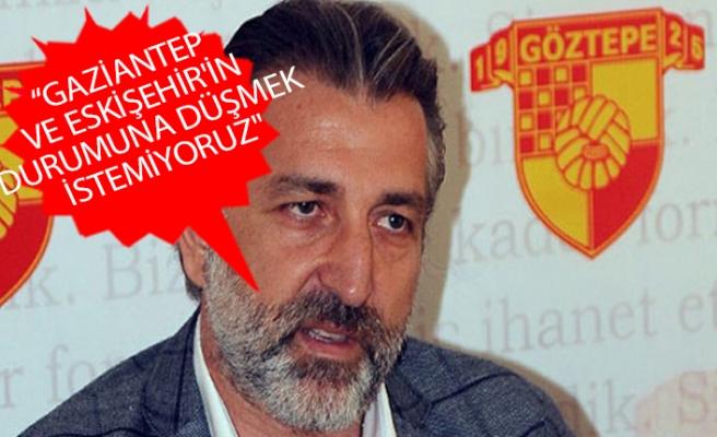 Başkanvekili Papatya, Göztepe'deki ayrılıkların sebebini açıkladı