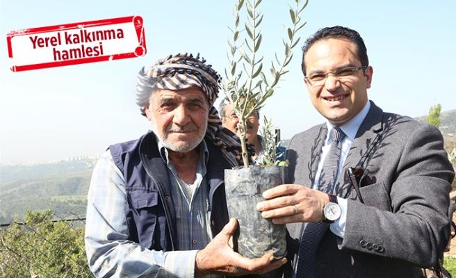 Bornova Belediyesi'nden tarımsal üretime destek